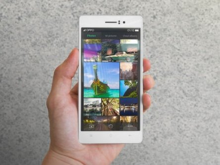 Two versions of the Oppo R7 are certified in China