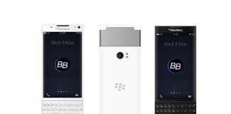 Blackberry Venice to be launched in android OS