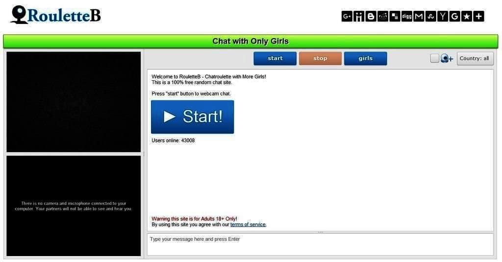 online chat rooms no registration