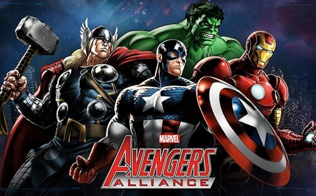 Marvel: Avengers Alliance MOBILE GAME
