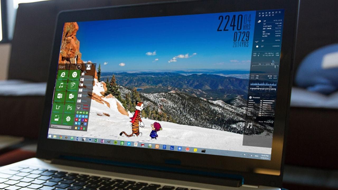 35+ Best Rainmeter Skins to Brighten Up Your Windows PC (2019)