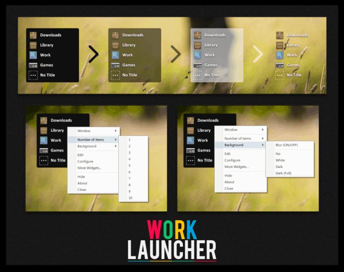 Work Launcher