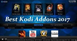 Best Kodi Addons