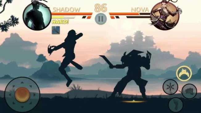Combat d'ombre 2