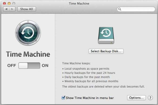 Backing Up Your Mac