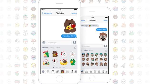 Emoji Keyboard by Line