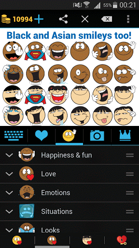 Emojidom Emoticons