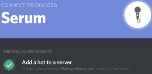Serum Bot