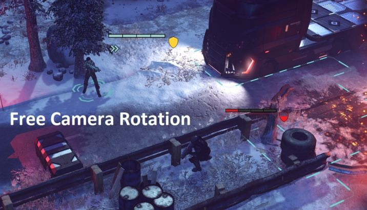 Free Camera Rotation