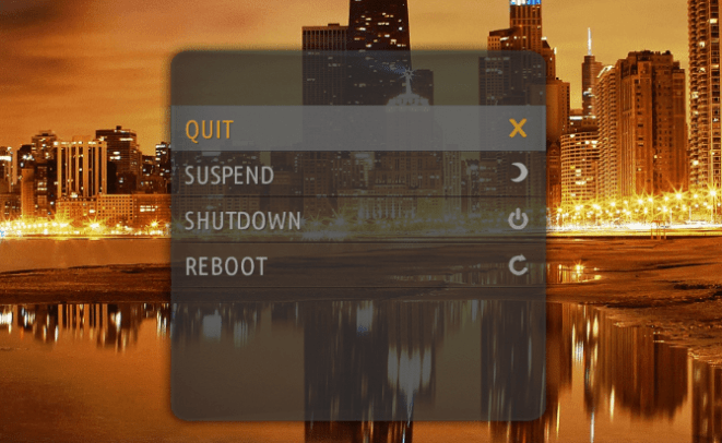 kodi shortcuts Miscellaneous Tasks
