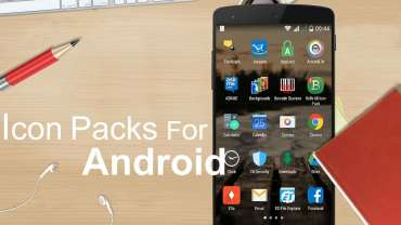 Best New Android Icon Packs Available in 2017