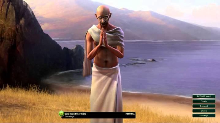 Gandhi Mod