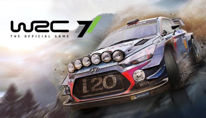 WRC 7 - FIA World Rally Championship
