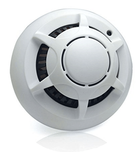 Tangmi Wi-Fi Smoke Detector Camera