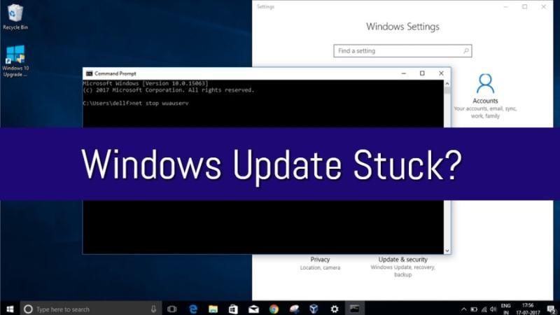 Windows Update Stuck Forever: Quick Fix Solution