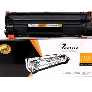 Techie 78A toner / cartridge compatible for HP LaserJet P1566, P1567, P1568, P1569, P1606 LaserJet M1530, M1539dnf models.