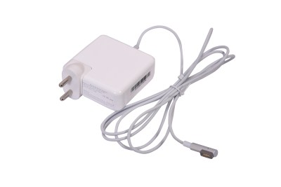 Techie 60W 16.5V 3.65A Magnet Pin L shape compatible Apple Magsafe 1 laptop charger.