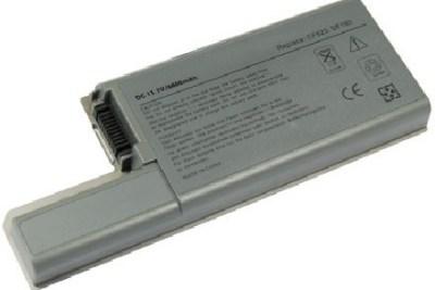 Techie Compatible for Dell Latitude D820 Latitude D830 Precision M4300 Precision M65 Laptop Battery.