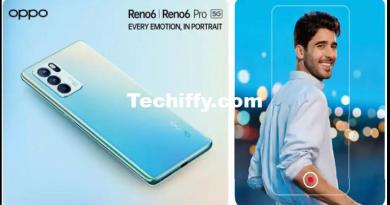 Oppo Reno 6 Pro and Oppo Reno 6 smartphones with12GB-256GB, 64MP cameras set to launch in India on July 14