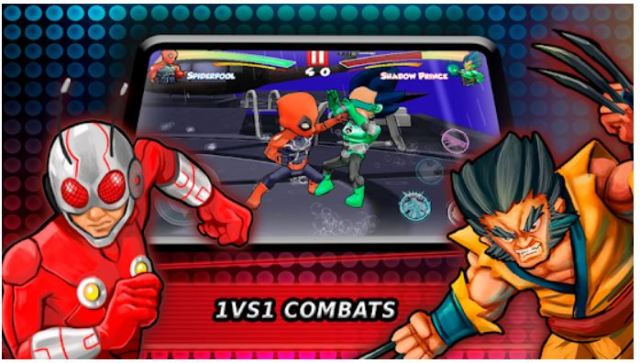Best Marvel Games Android/ iPhone