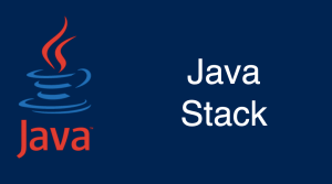 Stack In Java