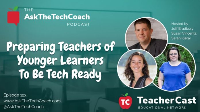 Are Teachers Tech Ready?