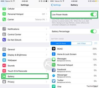 improve my iphone battery life