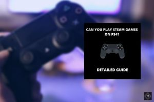 Can You Play Steam Games On Ps4 In 2021? (Detailed Guide)