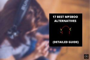 MP3Boo Alternatives | 17 Top Websites Like MP3Boo In 2021