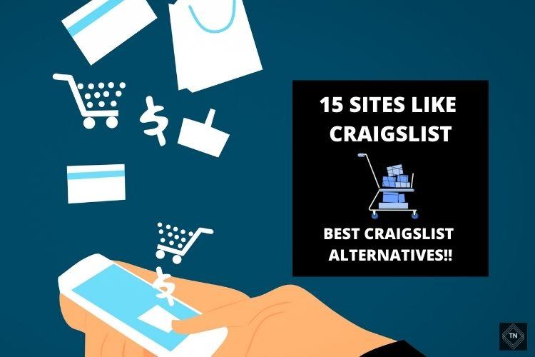 Craigslist Alternatives   15 Best Websites Like Craigslist
