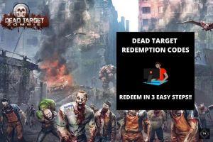 Redeem Dead Target Redemption Codes In 3 Easy Steps