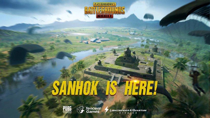 PUBG SANHOK Map Updated 0.8.0 5