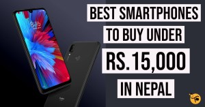 Best Smartphones to buy Under Rs.15,000 in Nepal 9