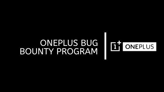 OnePlus bug bounty program
