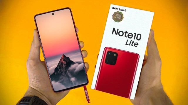 Samsung Galaxy Note 10 Lite in Nepal | Price | Specifications 1