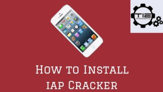 Install IAP Cracker for IOS 11.0 & above 【2018】