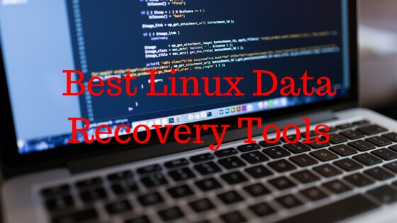 Linux Data Recovery Tools