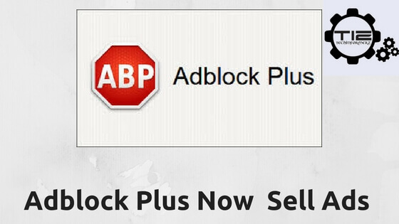 ABP now Sells Ads