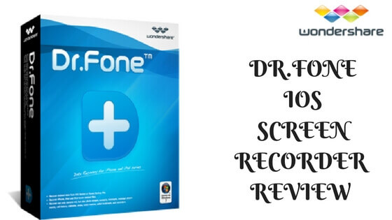 Dr Fone IOS Recorder
