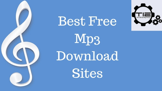 Free MP3 Download Sites