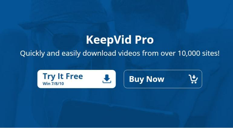 Keepvid Pro video downloader