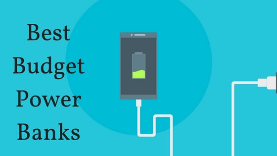 5 Best Budget Power Banks