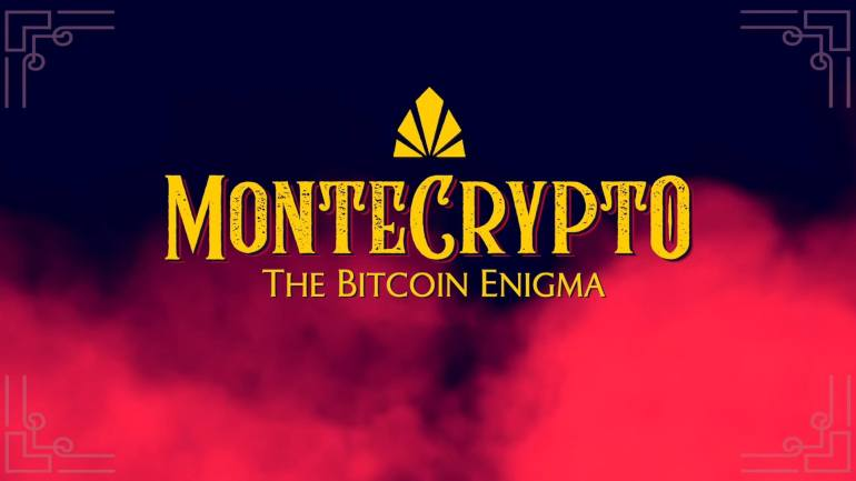 MonteCrypto The Bitcoin Enigma Steam game