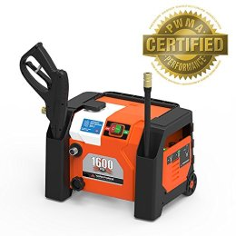 YardForce 1600 PSI Electric Pressure Washer Review
