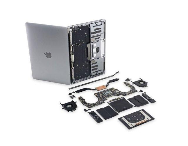 Το iFixit βάζει «άσσο» στο νέο Macbook Pro