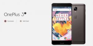 Αυτό είναι το νέο OnePlus 3T