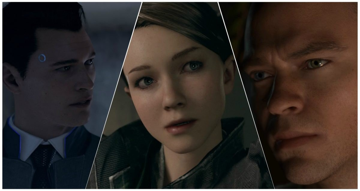 Detroit: Become Human (Spoiler Free) -The Geekdom Review