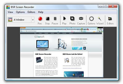 Image result for BSR Screen Recorder