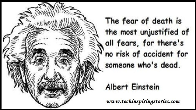 Motivational Quotes on Albert Einstein