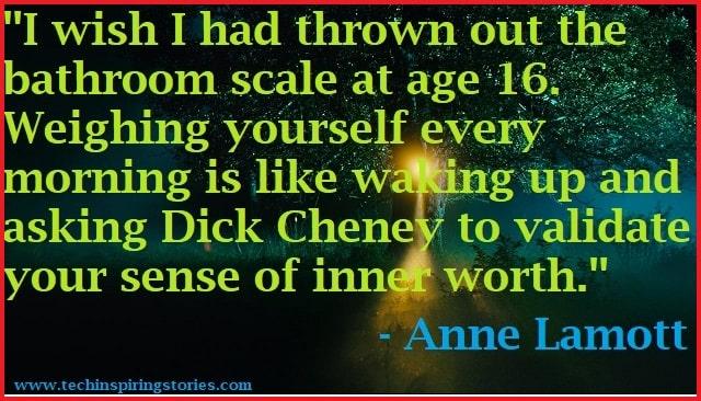 Motivational Quotes on Anne Lamott